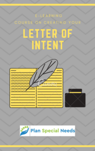 Letter of Intent E-Course